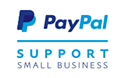 PayPal Support Local Business Badge