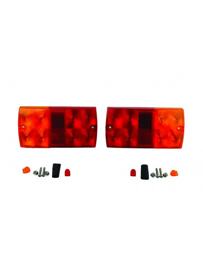 SUBMERSIBLE TRAILER LIGHTS - LED - PAIR