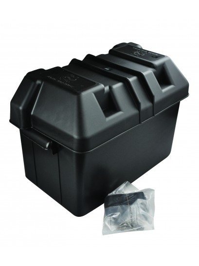 BATTERY BOX KIT WITH ISOLATION SWITCH