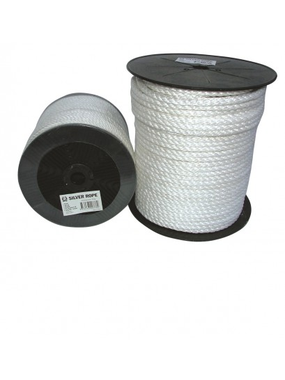 6-12mm SILVER ROPE LENGTHS