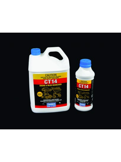 BILGE & ENGINE GUTSY DEGREASER 1L