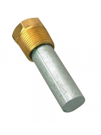 ENGINE ANODES BRASS TIPPED