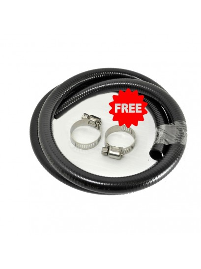 "2M of 1 1/8"" Bilge Hose Kits"