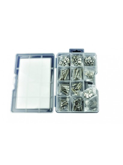 FASTENING KIT STAINLESS STEEL - SELF TAPPER - PAN HEAD 150 PIECE