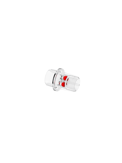 """FLOW INDICATOR (CURRENT STYLE) (3/4"""" NPT X 3/8"""" FNPT)"""