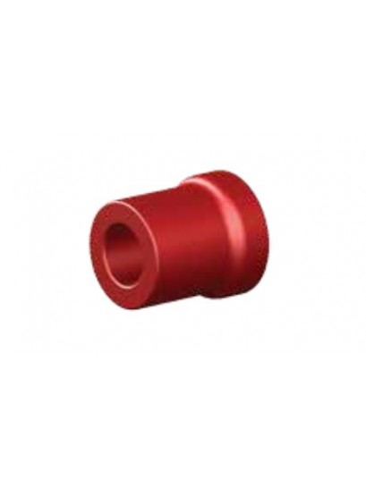 RED END CAP FOR SWIVEL TEE