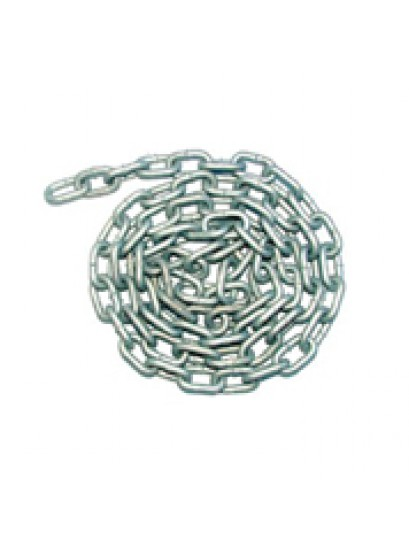 Galvanized 6mm Chain - 2M Lengths
