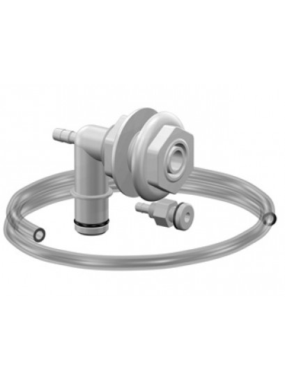 """Power-Jet aerator barbed assembly W/ 20"""" Air Tubing"""