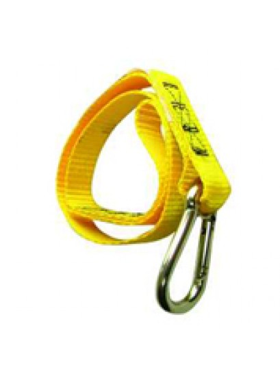 OUTBOARD MOTOR SAFETY STRAP 25MM X 0.7M