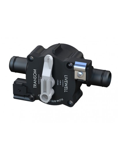 Valve for System 2 Qwik-Lok - Two Position Automatic Barbed