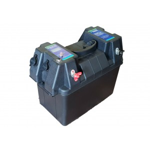 Powered Battery Box