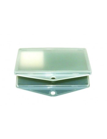 REGISTRATION HOLDER PLASTIC