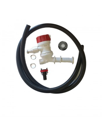RULE Aerator Pump Kit 800GPH Angled