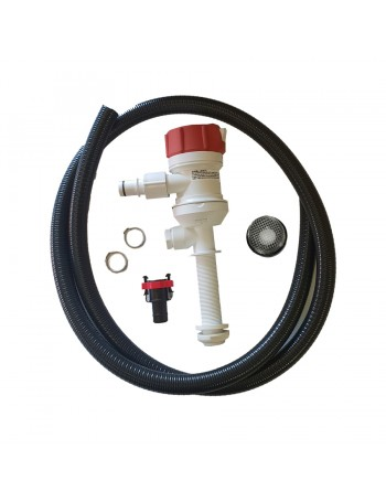 RULE Aerator Pump Kit 800GPH Straight