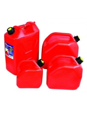 FUEL CANS - Range of Sizes