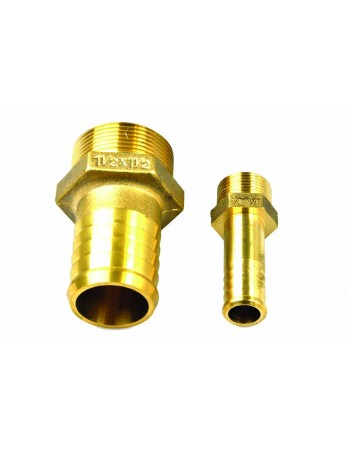 3099 Hose Tails - Bronze - Male Thread