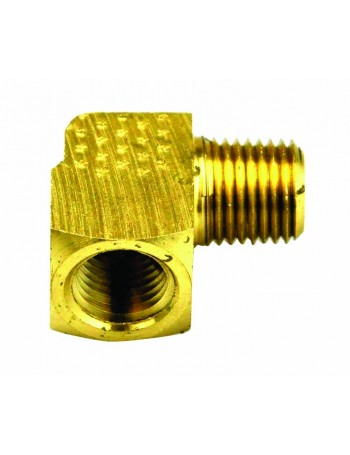 BRASS ELBOWS MALE THREAD TO FEMALE THREAD