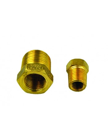 BRASS REDUCER MALE/FEMALE