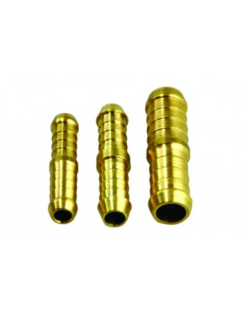 BRASS HOSE JOINERS