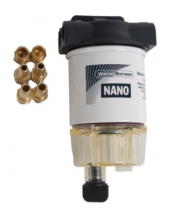 WATERSCREEN NANO FUEL FILTER ASSEMBLY