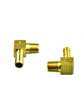 BRASS ELBOW FUEL TANK ADAPTORS