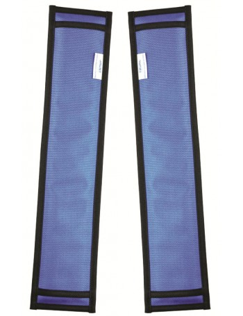 PROTECTOR PAD FOR TIE DOWN STRAP