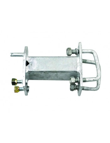 LOCKABLE SPARE WHEEL CARRIERS