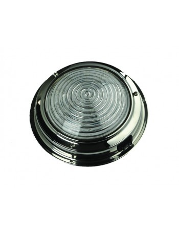 INTERIOR STAINLESS STEEL DOME LIGHT LED