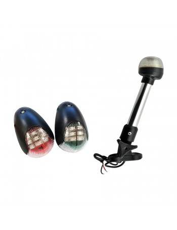 Anchor & Riding Light Kits - Folding Anchor Light
