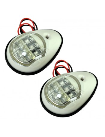 LED Navigation Side Lights White