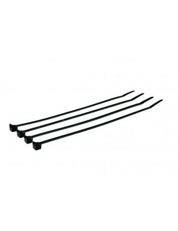 HOSE CLAMP STYLE CABLE TIES - 100 PACKS