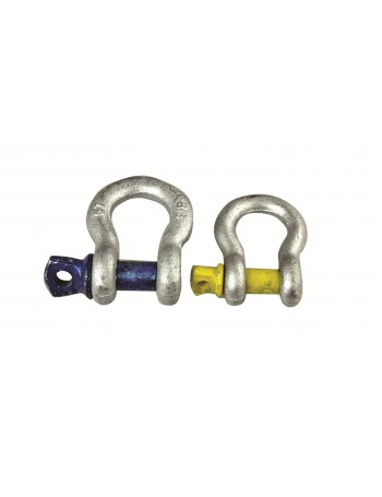 LOAD RATED BOW SHACKLES