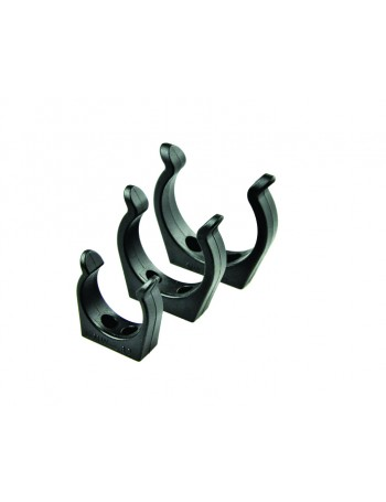 NYLON TUBE CLIPS (Sold in Pairs)