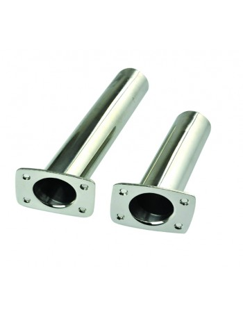 ROD HOLDERS STAINLESS STEEL SLIMLINE