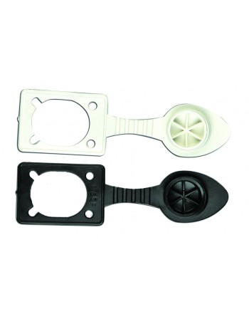 ROD HOLDERS PLASTIC SIDE MOUNT W4