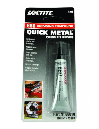 LOCTITE 660 QUICK METAL 6ML