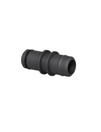 19mm Qwik-Lok Male X 19mm Barbed Male Adapter - For Quick Disconnect from Hose