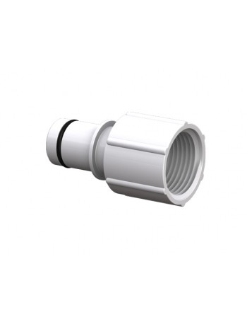 19mm Qwik-Lok Male X Female Thread Adapter For Rule Pumps