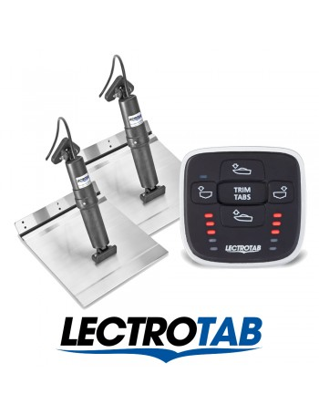 LECTROTAB KITS ALLOY PLATE & CONTROL STATION