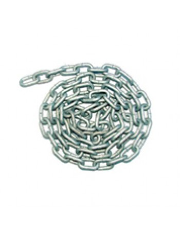 Galvanized 10mm Chain - 2M Lengths