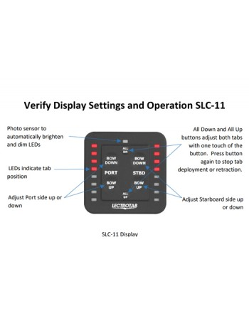 One Touch Leveling Control