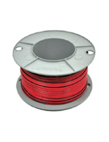 TWIN CORE FLEX 3MM X 30M RED
