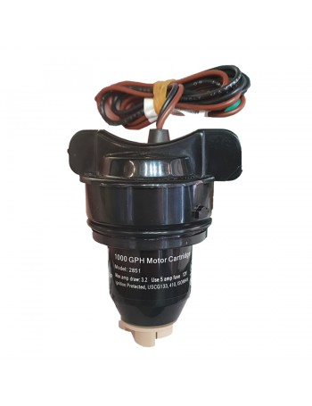 REPLACEMENT MOTOR CARTRIDGE FOR JOHNSON PUMP