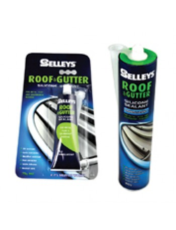 ROOF & GUTTER SILICONE SEALANT 310G
